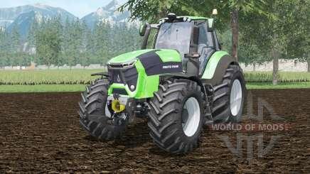 Deutz-Fahr 9340 TTV Agrotron 2014 para Farming Simulator 2015