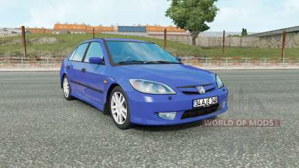 Honda Civic (ES) 2005 para Euro Truck Simulator 2