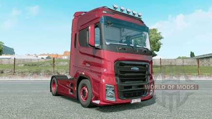 Ford F-Max red salsa para Euro Truck Simulator 2