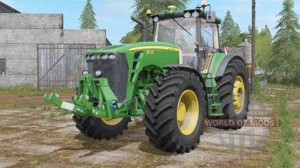 John Deere 8530 fully washable para Farming Simulator 2017