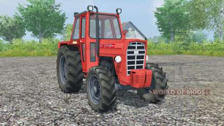 IMT 577 DV coral red para Farming Simulator 2013