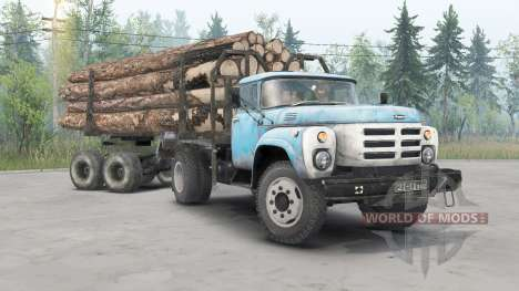 ZIL-8Э130Г para Spin Tires