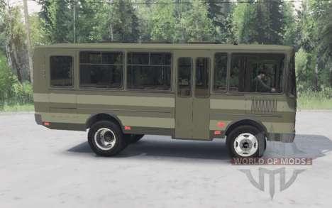 PAZ-3205 para Spin Tires