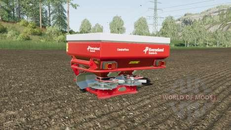 Kverneland Exacta EL 700 para Farming Simulator 2017