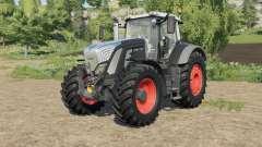 Fendt 900 Vario Black Beauty para Farming Simulator 2017