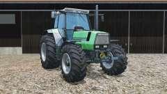 Deutz-Fahr AgroStar 6.61 tires slightly widened para Farming Simulator 2015