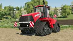 Case IH Steiger Quadtrac with more horsepower para Farming Simulator 2017