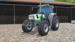 Deutz-Fahr AgroStar 6.61 FL console para Farming Simulator 2015