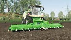Krone BiG X 1180 with tank 50000 liters para Farming Simulator 2017