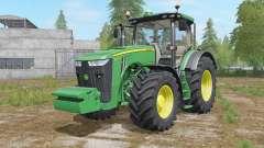 John Deere 8320R&8370R para Farming Simulator 2017