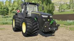 John Deere 8R-series Black Shadow para Farming Simulator 2017