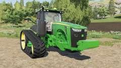 John Deere 8RT-series american version para Farming Simulator 2017
