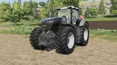 Fendt 1000 Vario Preto Beauƫy para Farming Simulator 2017