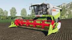 Claas Lexion 530 washable para Farming Simulator 2017