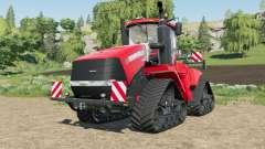 Case IH Steiger Quadtrac few tweaks para Farming Simulator 2017
