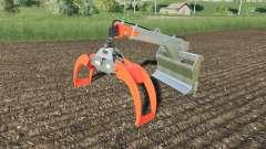 Fliegl Long Neck Combi Plus mouse controlled para Farming Simulator 2017