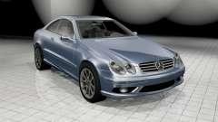 Mercedes-Benz CLK 55 AMG (C209) 2003 para BeamNG Drive