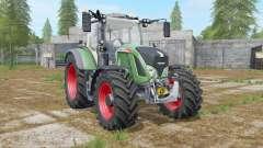 Fendt 700 Vario extra light para Farming Simulator 2017