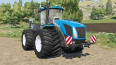 New Holland T9-series Ultra Wide Michelin para Farming Simulator 2017