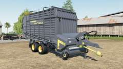 Strautmann Zelon CFS 2501 DO capacity increased para Farming Simulator 2017