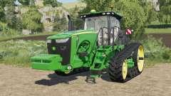 John Deere 8RT-series with SeatCam para Farming Simulator 2017