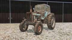 MTZ-80, Bielorrússia, a partir do jogo de vídeo de Metro para Farming Simulator 2015