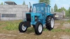 MTZ-80, Bielorrússia poder de 80 e 89 HP. para Farming Simulator 2017