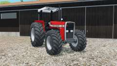 Massey Ferguson 299 VRT para Farming Simulator 2015