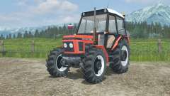 Zetor 7745 the moveable axis para Farming Simulator 2013