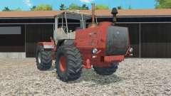 T-150K moderadamente vermelho para Farming Simulator 2015