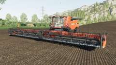 Case IH Axial-Flow 9240 added wide tires para Farming Simulator 2017