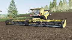 New Holland CR10.90 & SuperFlex Draper 45FT para Farming Simulator 2017