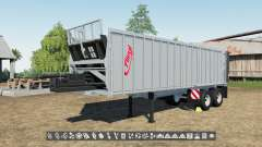 Fliegl ASS 298 Gigant wheels selection para Farming Simulator 2017
