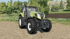 New Holland T8-series tuning para Farming Simulator 2017