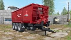 Annaburger ShubMax HTS 29.17 para Farming Simulator 2017