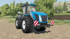 New Holland T9-series more tire configurations para Farming Simulator 2017