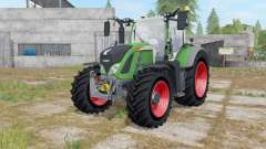 Fendt 700 Vario with Mitas Pneumatic para Farming Simulator 2017