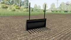 Bale garfo Stoll para Farming Simulator 2017