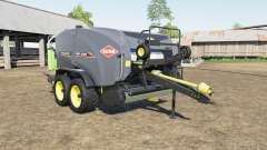 Kuhn FBP 3135 with three-color choice para Farming Simulator 2017