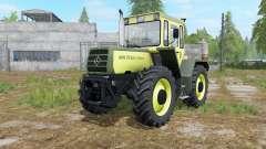 Mercedes-Benz Trac 1000 glade green para Farming Simulator 2017