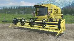 New Holland TX65 dynamic exhaust para Farming Simulator 2013