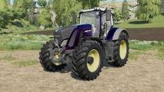 Fendt 900 Vario Metallic paint added para Farming Simulator 2017