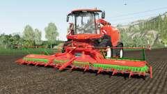 Krone BiG X 1180 multicoloɽ para Farming Simulator 2017