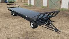 Fliegl DPW 180 black para Farming Simulator 2017