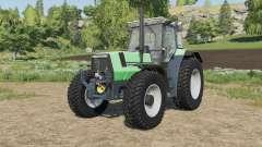 Deutz-Fahr AgroStar 6.61 adapted sound para Farming Simulator 2017