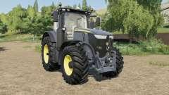 John Deere 7R-series colour choice para Farming Simulator 2017