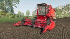 Case IH 1660 Axial-Flow fixed airfilter rotation para Farming Simulator 2017