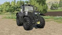 John Deere 6R-series Black Edition para Farming Simulator 2017