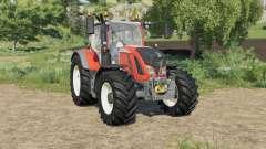 Fendt 700 Vario added colour choice para Farming Simulator 2017