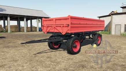 Fortschritt HW 80 no cover para Farming Simulator 2017
